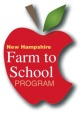 New Hampshire Farm to School Logo